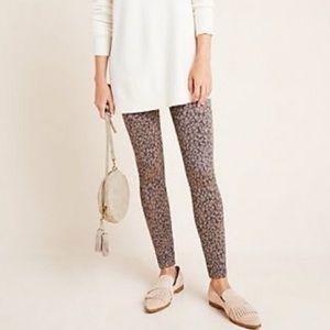 SPANX Pants & Jumpsuits - SPANX Mini Leopard Seamless Leggings